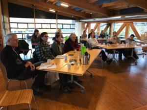 workshop Stichting Hibertad: theorie